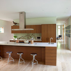 modern kitchen by Actual Size Projects