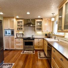 Contemporary Kitchen by Adapt Design, LLC