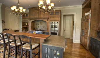 Kitchen: Adding Timeless Grandeur
