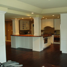 Traditional Kitchen by Barco Construction, Inc.
