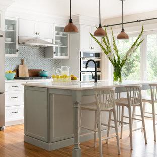 Kitchen Addition in Milton, MA