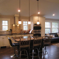 Traditional Kitchen by Keil Design and Construction, LLC