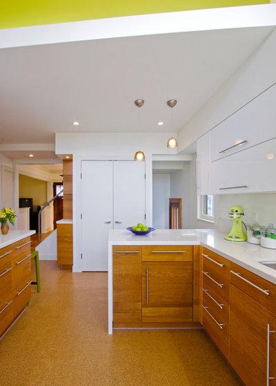 Современный Кухня by RoehrSchmitt Architecture