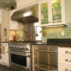 Traditional Kitchen by Powell Construction