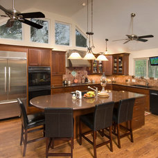 Contemporary Kitchen by Remodelers of Houston - William Shaw & Associates