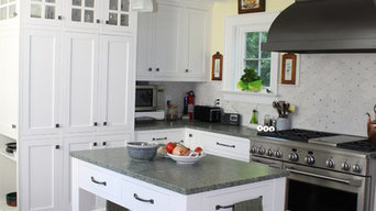 Kitchen Addition to Historic Queen Anne Style House