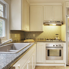 Traditional Kitchen by Alexandra Immel Residential Design LLC
