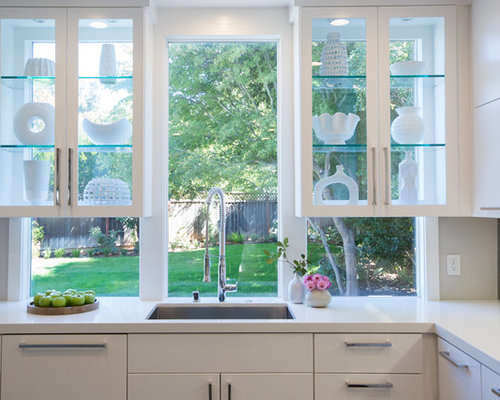 See Through Cabinet Ideas Pictures Remodel And Decor