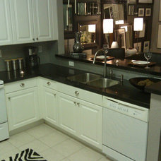 Contemporary Kitchen by FOCAL POINT STYLING