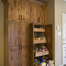 Farmhouse Kitchen by Curb Appeal Renovations