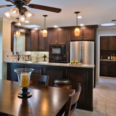 Contemporary Kitchen by Curb Appeal Renovations