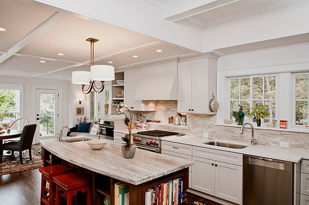 Traditional Kitchen by Renewal Design-Build