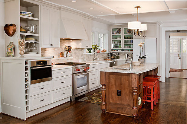 Traditional Kitchen by Alair Homes Decatur