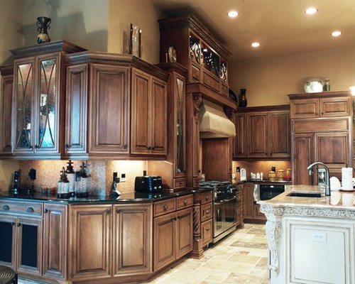 Wrap Around Cabinets Home Design Ideas Pictures Remodel