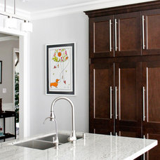 Contemporary Kitchen by AM Dolce Vita