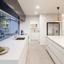 Contemporary Modernist Style Kitchens.