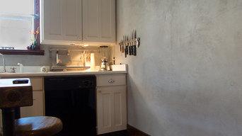 Kitchen American Clay