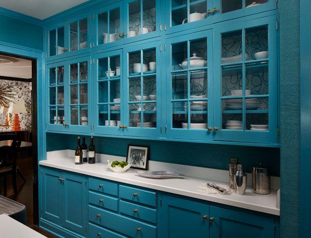 Nyklassisk Kök by Amy Kartheiser Design
