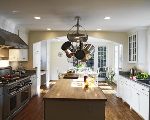 Hanging Pot Rack Houzz