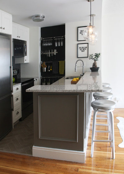 A Boston Kitchen And Bath Go From Dreary To Darling
