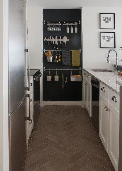 die besten tipps für kleine küchen | 4. kleine küchen gestalten ... - Kleine Küche Optimal Nutzen