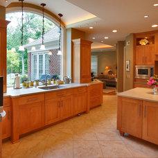 Modern Kitchen Cabinetry by StyleCraft Cabinets