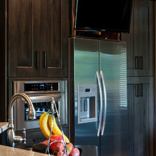 Contemporary Kitchen Cabinetry by StyleCraft Cabinets