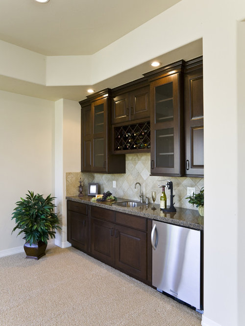 Basement Wet Bar Houzz