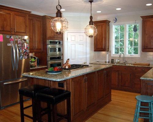 warm and cozy kitchen. Black Bedroom Furniture Sets. Home Design Ideas