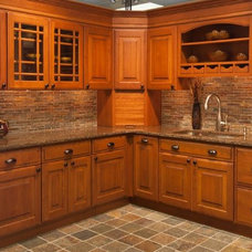 Traditional Kitchen by Kitchen & Bath Gallery