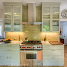 Contemporary Kitchen by Treve Johnson Photography