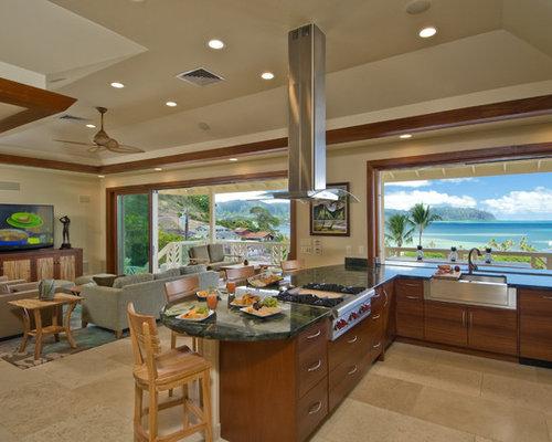 Hawaii kitchen design ideas remodels photos for Kitchen design hawaii