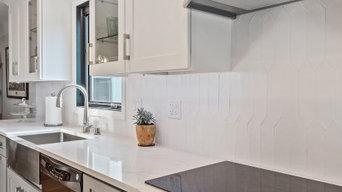 Kitchen & Bathroom Remodel in Lyndhurst