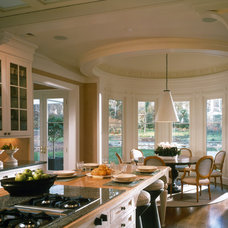 Traditional Kitchen by Bennett Frank McCarthy Architects, Inc.