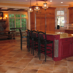 Kitchen and Breakfast Room Open Concept
