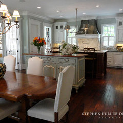 traditional kitchen by Stephen Fuller Designs