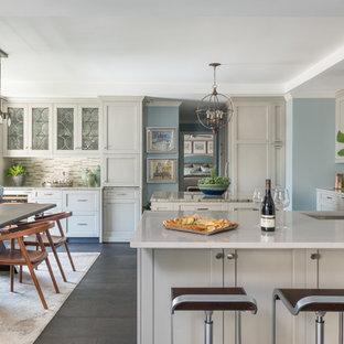 Kitchen & Dining Area by Dona Rosene