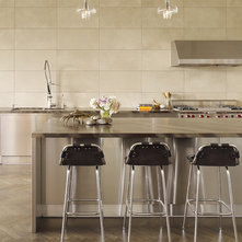 Contemporary Kitchen by Chloe Warner