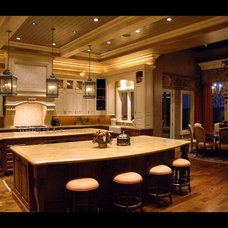 Traditional Kitchen by Spencer Interior Design