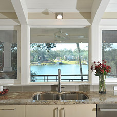 Traditional Kitchen by Dalrymple   Sallis Architecture