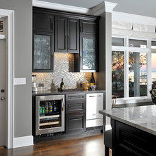 Traditional Kitchen by Dalrymple | Sallis Architecture