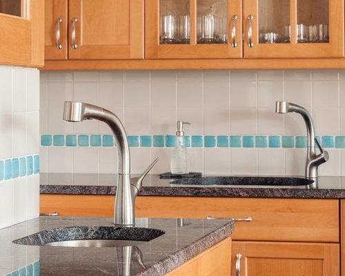 Inlay Work Kitchen Design Ideas Renovations Photos With Cork Flooring