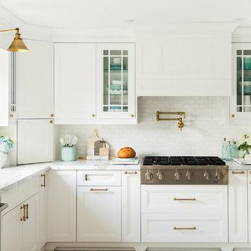 Kitchen & Dining Room Makeover