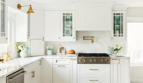 Design Recipe: How to Create a Transitional-Style Kitchen