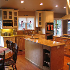 Contemporary Kitchen by Madson Design