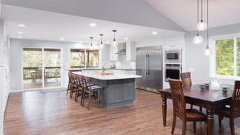 Kitchen and Dining Spaces