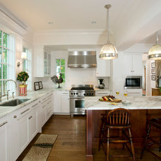 Traditional Kitchen by Landis Architects / Builders