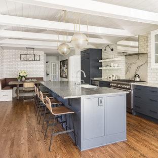 Kitchen & Family Room, Maplewood