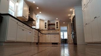 Kitchen & Family Room Renovation