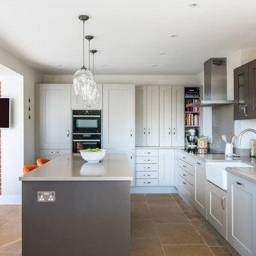 Kitchen & Garden Room Extension